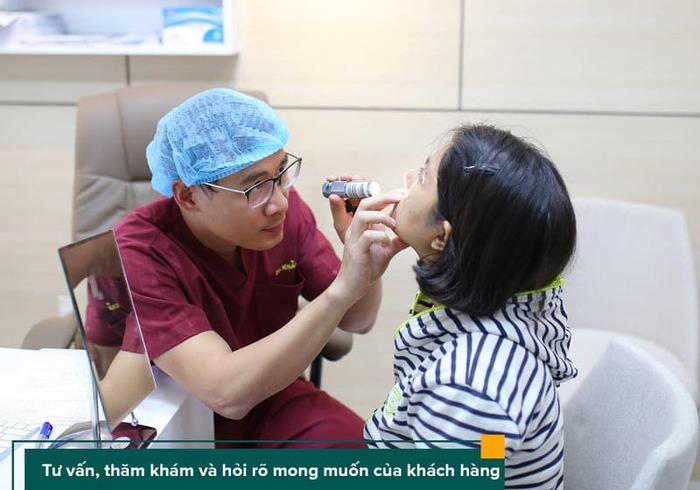 phương pháp tiêm căng bóng da mặt - Bác sĩ Khải