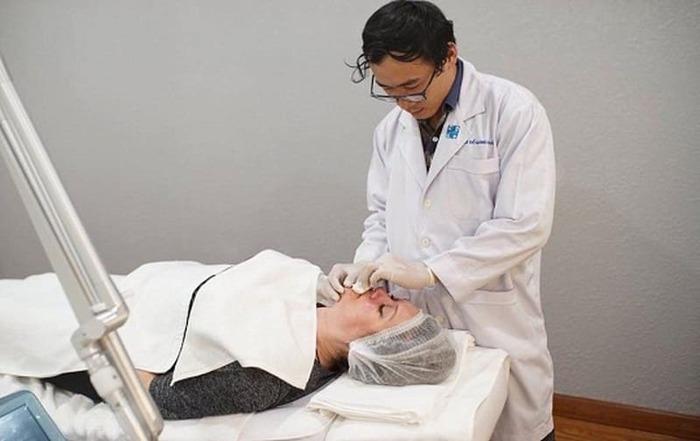phương pháp tiêm trẻ hóa da mặt - Bác sĩ Khải